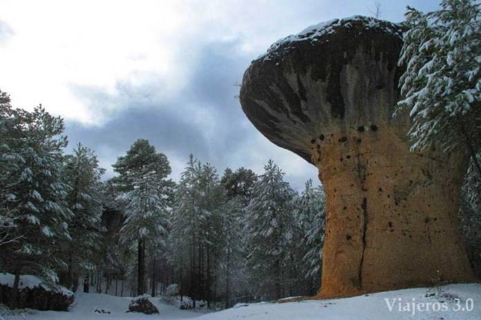 Visita a la Ciudad Encantada de Cuenca