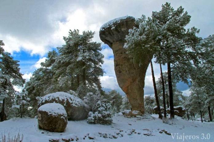 El Tormo Alto, la Ciudad Encantada de Cuenca