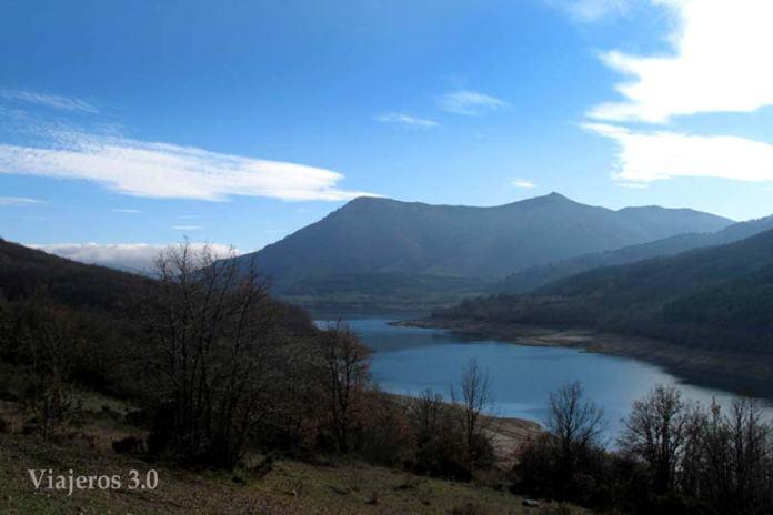 Compuerto, pantanos de la Montaña Palentina