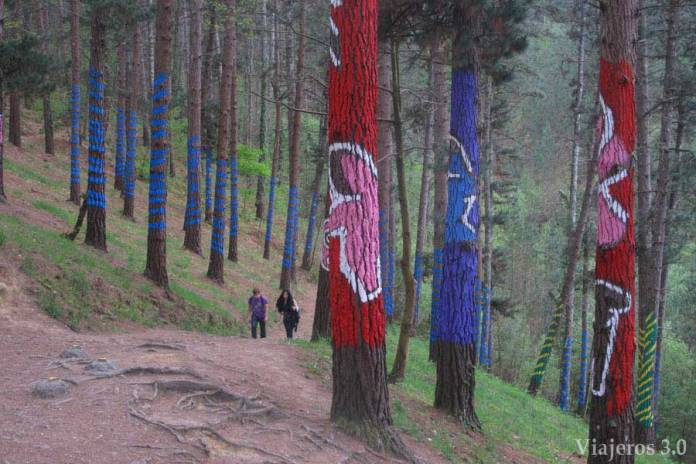 Grandma Forest, Urdaibai Reserve en deux jours
