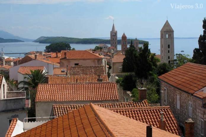 que hacer y que ver en Croacia, rab