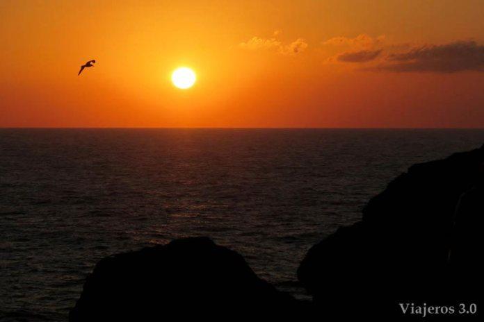 Coucher de soleil Menorca- (1)