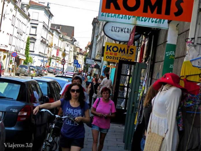 de tiendas por Kazimierz