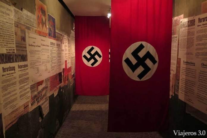 museo de la antigua fábrica de Oskar Shindler en Cracovia