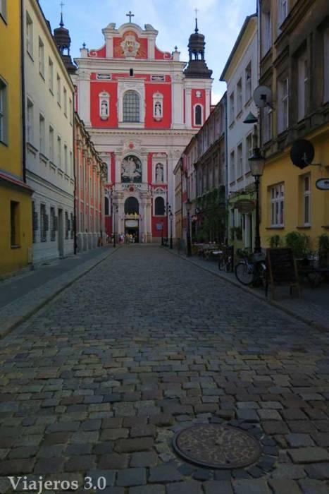ciudad vieja de Poznan