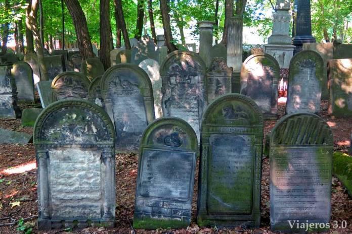 cementerio judío de Varsovia