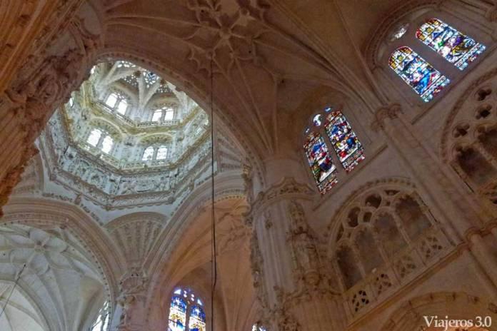 cimborrio de la Catedral, Qué ver y qué hacer en Burgos en un fin de semana