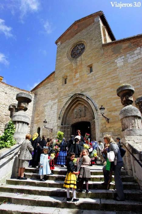 Qué ver y qué hacer en Burgos en un fin de semana, iglesia de San Gil