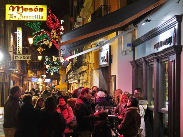 tapeo calle San Lorenzo Burgos