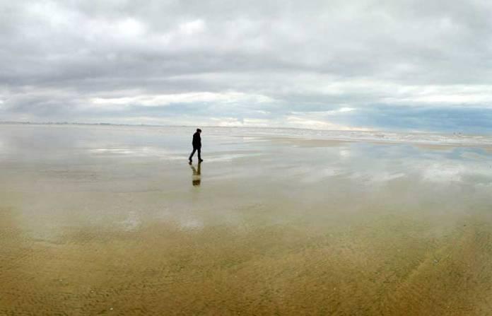 playas vírgenes en el Parque Nacional de Doñana