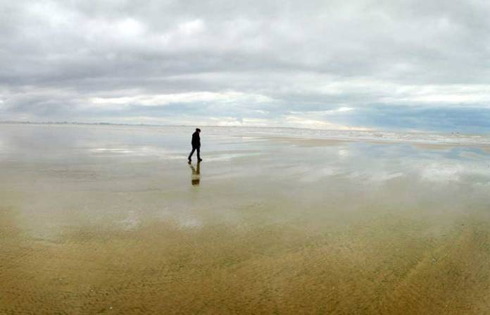 playas paradisíacas en el Parque Nacional de Doñana