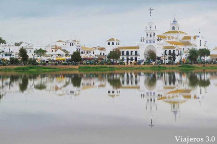aldea El Rocío en Huelva