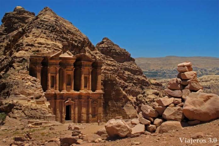 El Monasterio o Al-Day de Petra