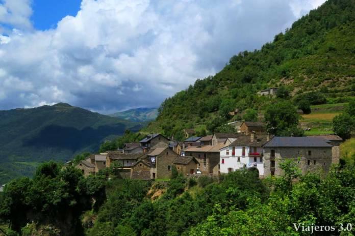 Buesa en los pirineos aragoneses
