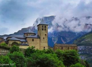 iglesia de Torla en Ordesa