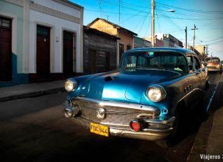 Alquiler de coche en Cuba