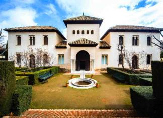 Alcázar de Genil en Granada