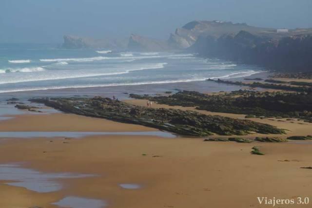 playa de Canavalle, las mejores playas de Costa Quebrada