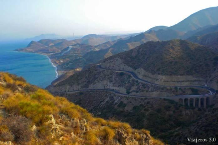las mejores playas de Cabo de Gata, miradores