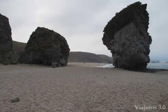 Playa de los Muertos en Cabo de Gata (Almería)
