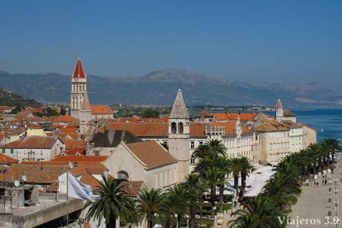 ciudad vieja de Trogir