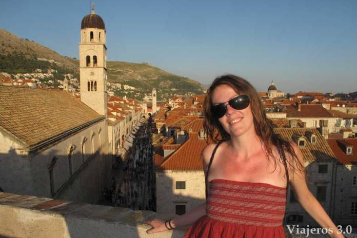 ruta por Croacia y Eslovenia, murallas de Dubrovnik