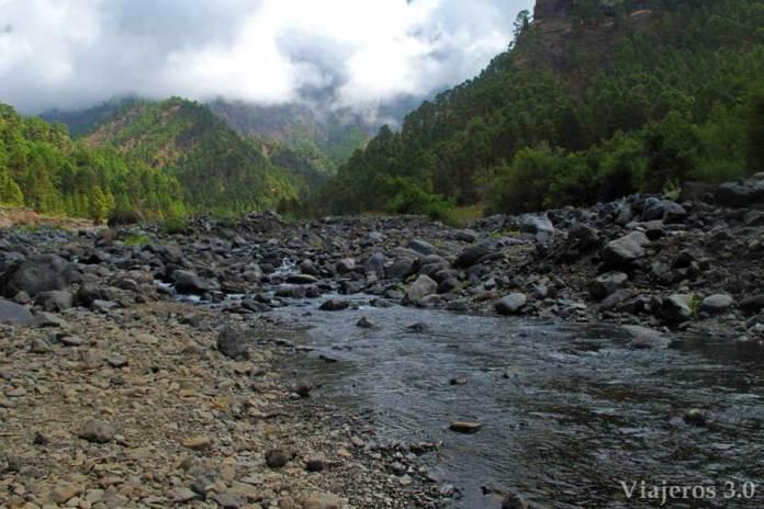 Paque Nacional Caldera de Taburiente, qué ver en La Palma