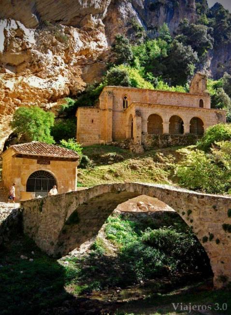 Ermitas de Tobera en Burgos