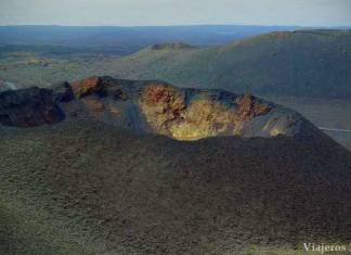 volcanes del Parque Nacional de Timanfaya