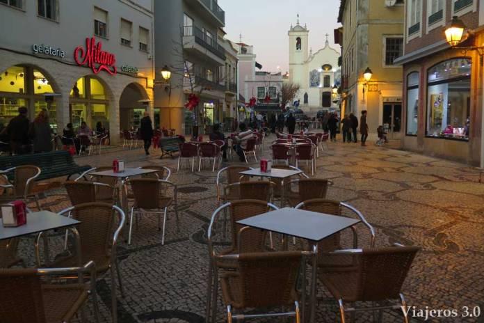 barrio de Beira Mar en Aveiro