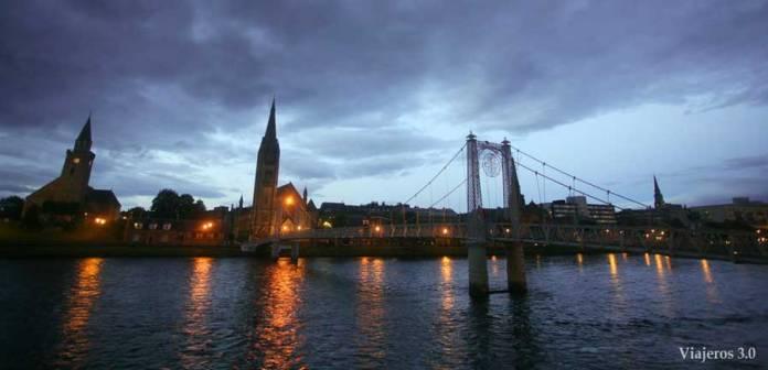 Ruta por Escocia en Inverness