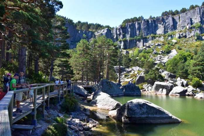 Laguna Negra por Imanes de Viaje