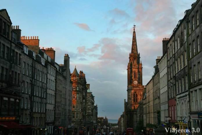 Old Town de Escocia
