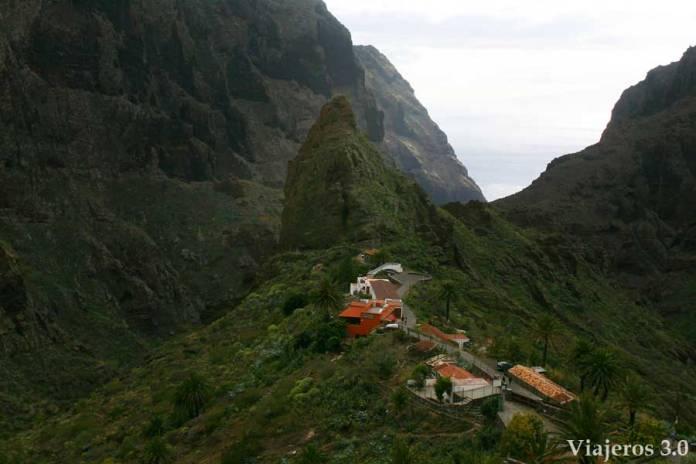 barranco de Masca, qué ver y qué hacer en Tenerife