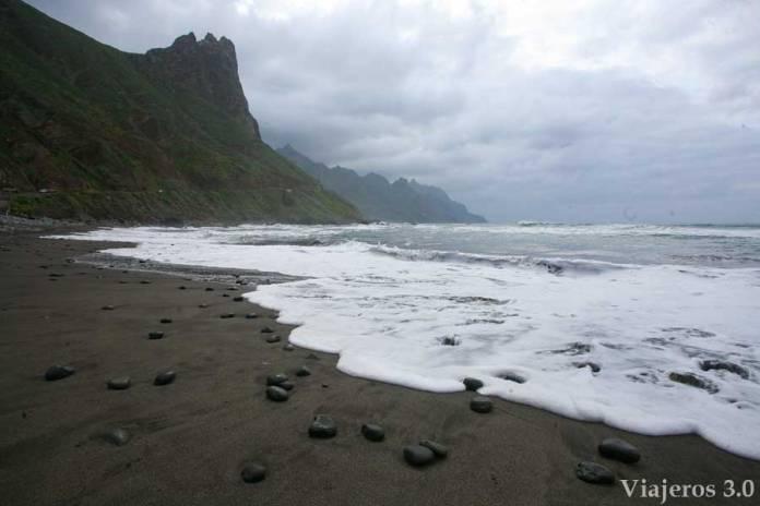 Qué ver y qué hacer en Tenerife: playas de arena negra