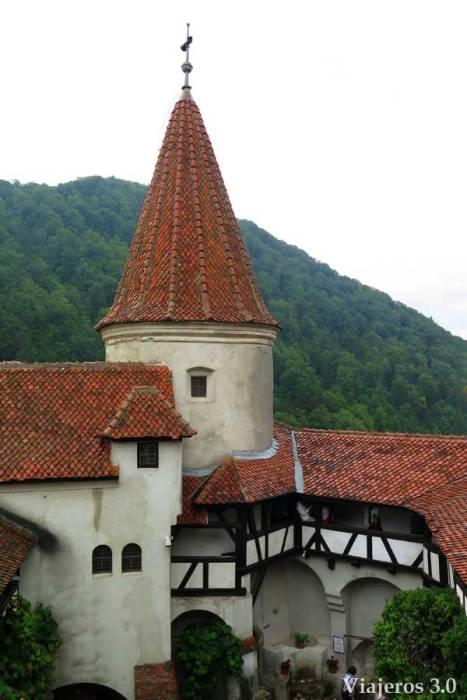 castillo de Bran, una semana en Rumanía