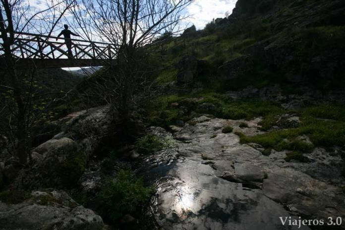 cascada de Faia da Água Alta
