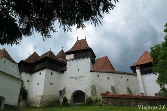 Iglesia fortificada de Viscri