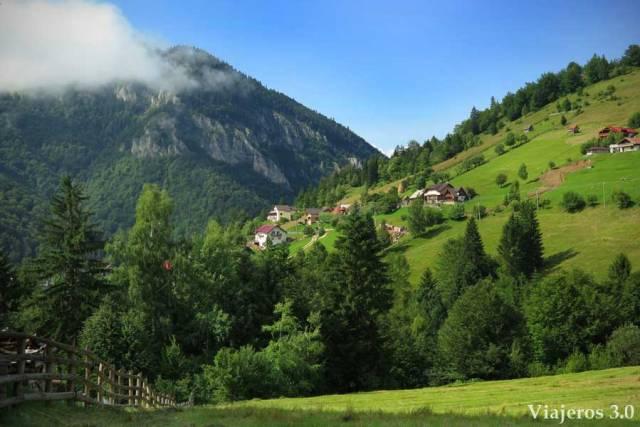 Parque Nacional Piatra Craiului, en Transilvania