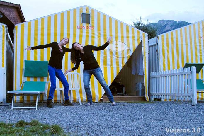 tent-village