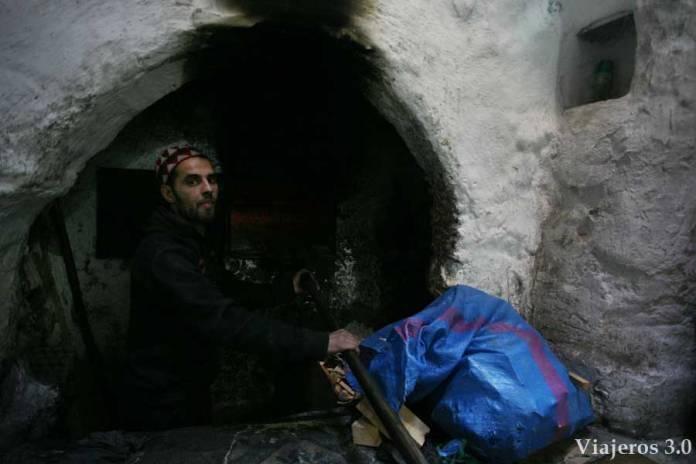 Guía de Fez: horno tradicional