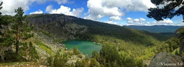 laguna Negra de Soria