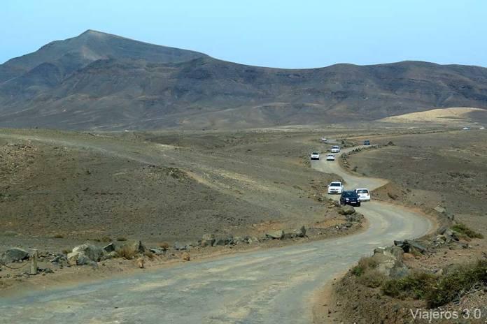 acceso a playas Punta del Papagayo