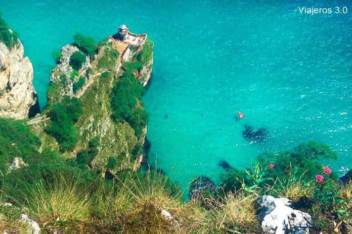 mirador el Faro del Caballo de Santoña