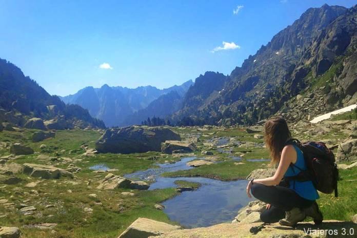 una semana en el Pirineo catalán, qué meter en la mochila