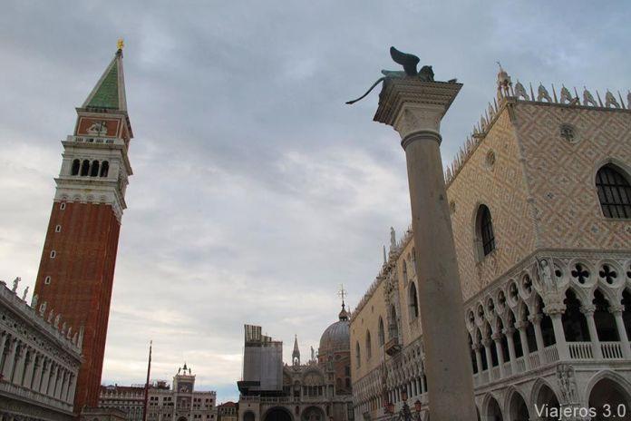 Plaza de San Marcos, qué ver en Venecia