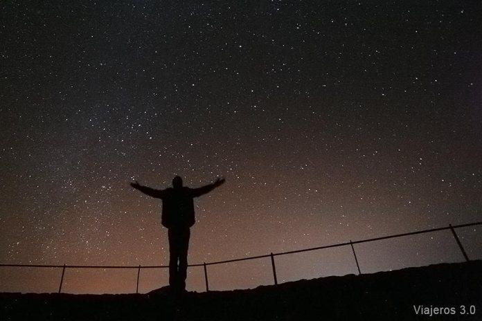 qué ver en el Teide, estrellas