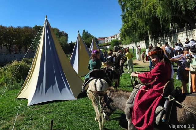 Campamento en el Fin de Semana Cidiano en Burgos