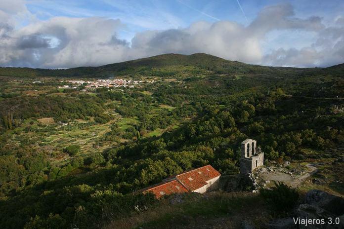 vistas desde Trevejo, qué ver en la Sierra de Gata