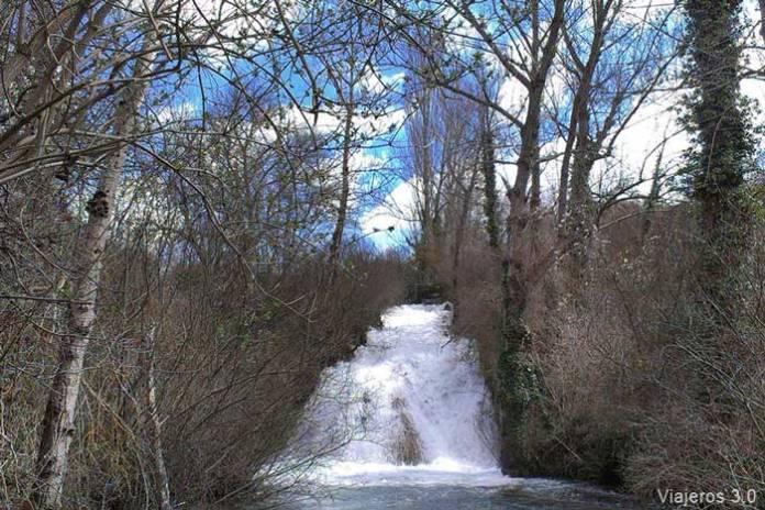 Tubilla del Agua, cascadas de Burgos